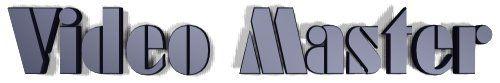Video Master - Logo