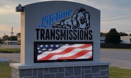 Lifetime Transmission banner