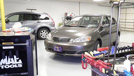 Collision Repair Center >> Lewis Collision Center Automotive Painting Topeka Ks