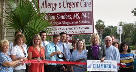 Allergy & Urgent Care staff