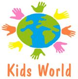 Kids World - Logo