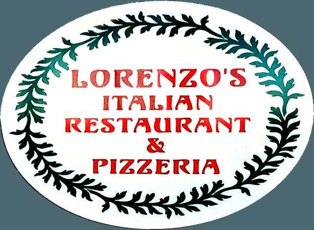 Lorenzo's Italian Restaurant & Pizzeria - Logo