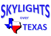 Skylights Over Texas-Logo