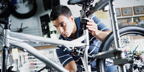 Bike tune-up