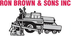 Ron Brown & Sons Inc - Logo