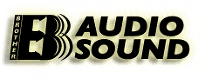 B Audio Sound logo