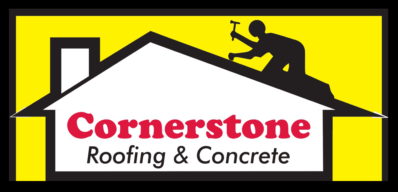 Cornerstone Roofing & Concrete - Logo