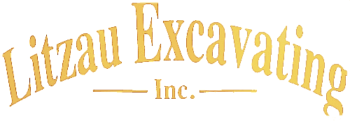 Litzau Excavating Inc - Logo