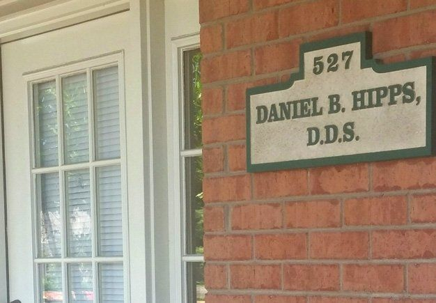 Daniel B Hipps DDS office