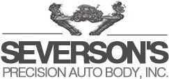 Severson's Precision Auto Body Inc - Logo