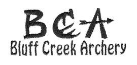 Bluff Creek Archery-Logo