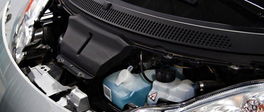 Car engine coolant