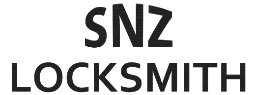 SNZ Locksmith Logo