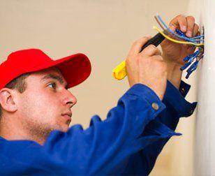 Home electrical repairs