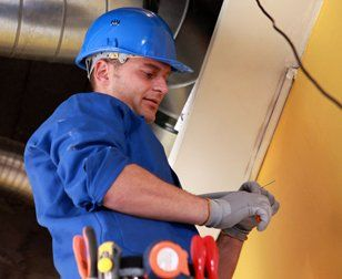Commercial electrical repairs