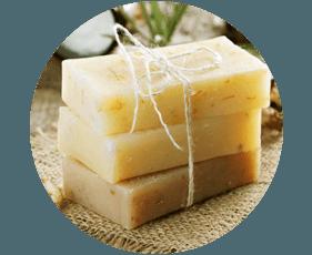 Spa soaps
