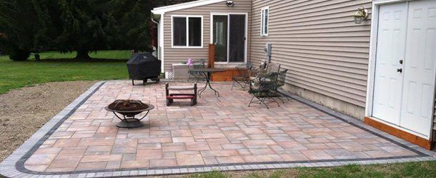 Our Patio Installation Services