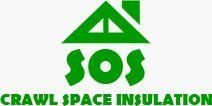 SOS Crawl Space Insulation Inc - Logo
