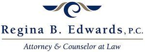 Regina B. Edwards, P.C. Attorney & Counselor at Law - Logo