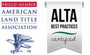 American Land Title Association and ALTA Certified - logo