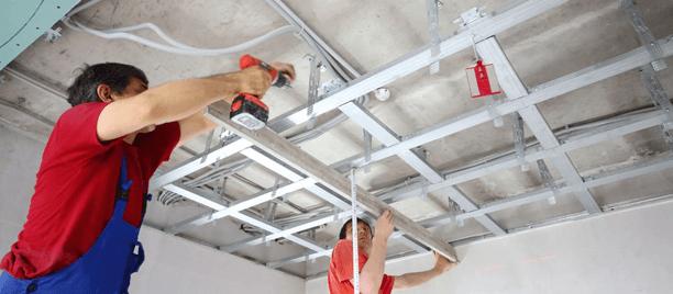 Acoustical Ceilings | Drop Ceilings | Colchester, VT