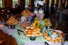 Catering food options