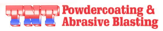 TNT Powdercoating - Logo