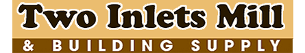 Two Inlets Mill & Building Supply - logo