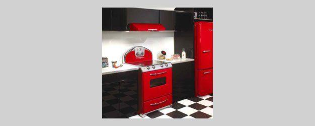 Retro Appliance | Retro Refrigerators | La Mesa, CA
