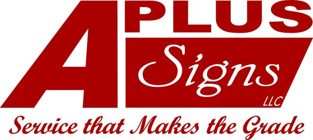 A Plus Signs LLC - Logo