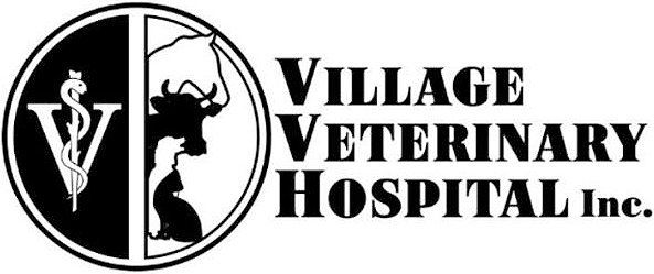 Village Veterinary Hospital - logo