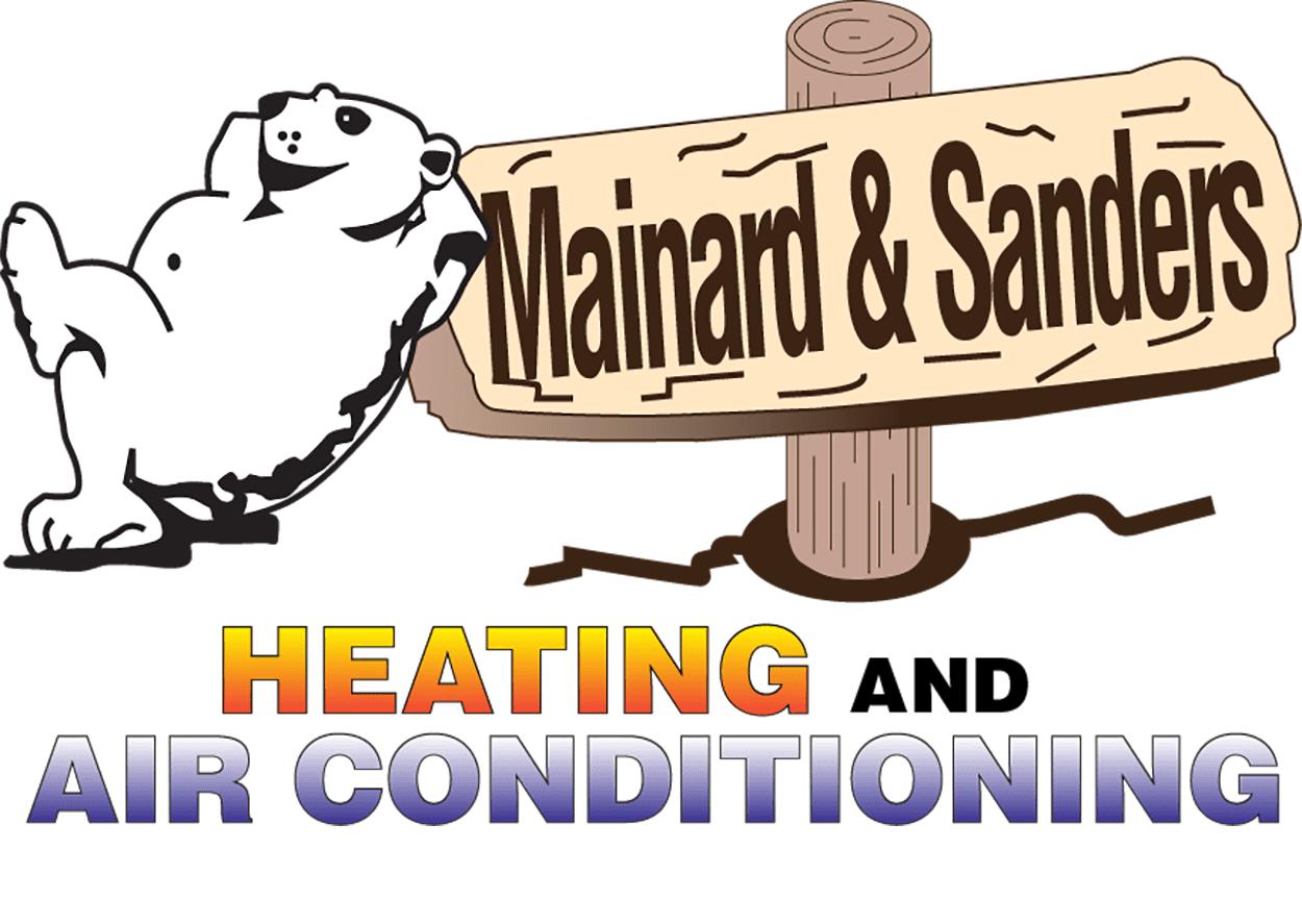 Mainard & Sanders Heating and Air Conditioning-Logo