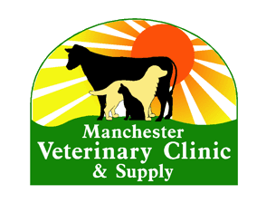 Manchester Veterinary Clinic & Supply - Logo
