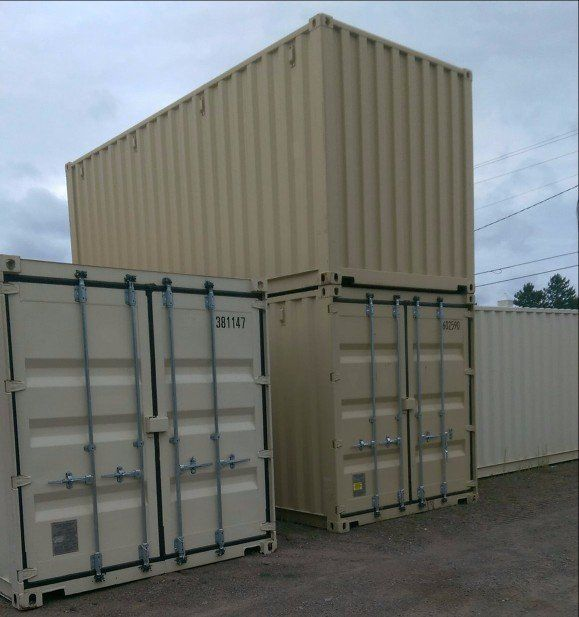 Container Sales | Portable Storage | Moose Lake, MN