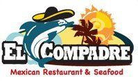 El Compadre Mexican Restaurant & Seafood - Logo