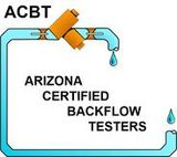 Arizona Certified Back Flow Testers LLC - logo