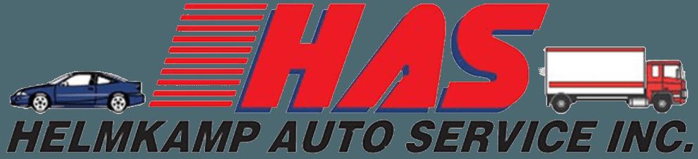 Helmkamp Auto Service, Inc. - Logo