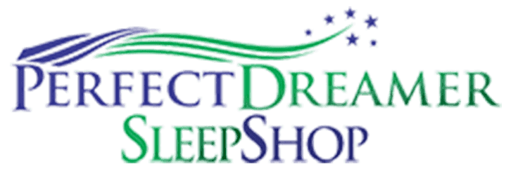 Perfect Dreamer Sleep Shop-Logo