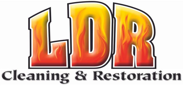 LDR Cleaning & Restoration - logo