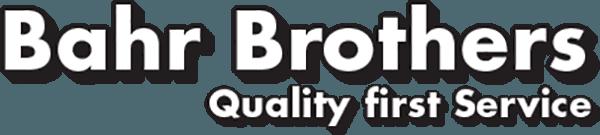 Bahr Brothers LLC - Logo