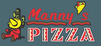 Manny's Pizza - Logo