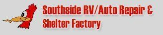 Southside RV Repair & Shelter Factory - Logo