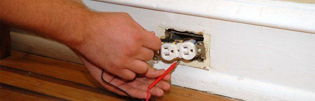 Home Electrical Repairs Upgrade Outlets Kingsland TX