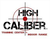 High Caliber Training Center & Indoor Range -Logo