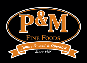 P & M Orange Street Market - Logo