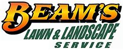 Beam's Lawn & Landscape - Logo