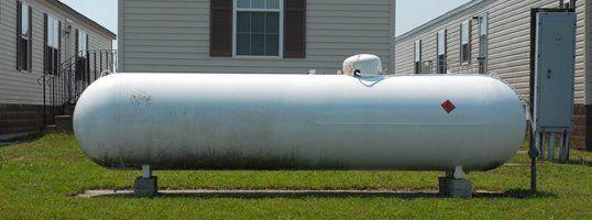 LP Gas Tank Lease | Propane Tank Refill | Leon, KS