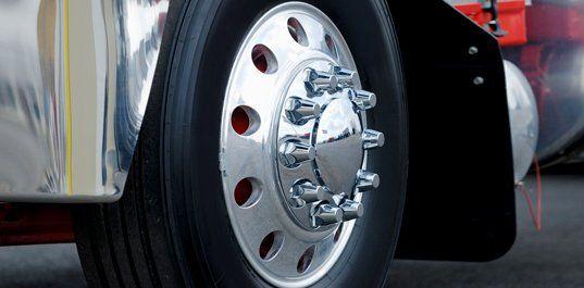 Trailers wheel