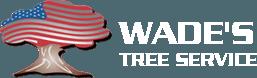Wade's tree service - logo