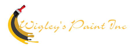 Wigley's Paint Inc - Logo
